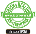 IGOR Gorgonzola fresh and_healty dal 1935