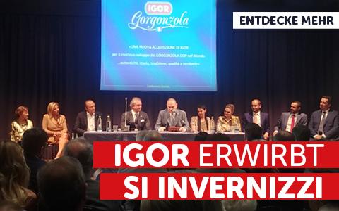 Igor Gorgonzola 20 anni di evoluzione