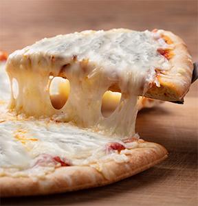 PIZZA FILANTE AL GORGONZOLA